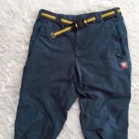 BLACKYAK NAMASTE EXTREME PEAK OUTDOOR LONG PANTS BLUE