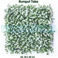 Rumput Artificial/Rumput Plastik/Rumput Dekorasi/Rumput Dinding TAKA