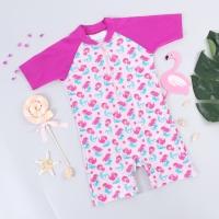 Baju Renang Anak - Marshavel - Pink Mermaid Swimwear - 3-4 tahun