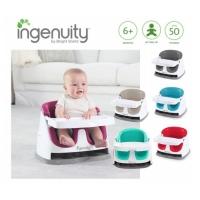 INGENUITY Baby Base 2-in-1 Seat - Poppy blue LITTLE PUMPKINS TOYS