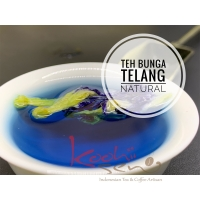 Teh Bunga Telang 30 gr - Premium Indonesian Tea - Natural Blue