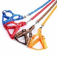 Harness + leash set utk hewan kecil anjing kucing kelinci otter