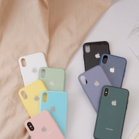 AERO GLASS CASE - full cover - for all iPhone ip6 7 8 X 11 pro max
