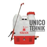 Sprayer Swan GSE 16 electrick plastik / alat semprot hama SWAN 16 ltr