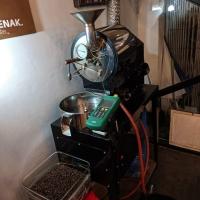 Mesin Roaster Pre-Loved Mesin Sangrai Kopi W600i Wiliam Edison