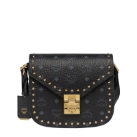 MCMPATRICIA SHOULDER BAG STUDDED PROMO