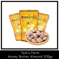 Tom's Farm Honey Butter Almond