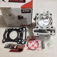 Cylinder blok bore up paket bore up 180cc ktc nmax aerox ceramic 63mm