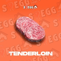 200 Gram Tenderloin Beef Wagyu (100% HALAL & NIKMAT) by STEGGO