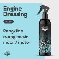 Engine Dressing 250ml by Coating Factory (pengkilap mesin)