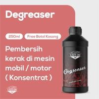 Degreaser 250ml by Coating Factory (pembersih mesin)