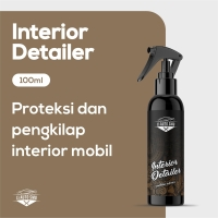Interior Detailer 100ml by Coating Factory (clean & protect interior)