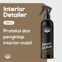 Interior Detailer 250ml by Coating Factory (clean & protect interior)