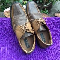 Sepatu Kulit Pantofel Dr. Kevin Second