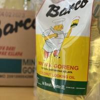 Minyak Goreng Barco 2 Liter Refill