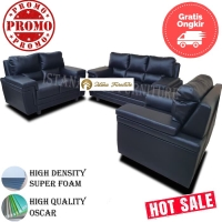 SOFA JUMBO LUXURY DACRON EMPUK HIGH QUALITY !!! PROMO FREE ONGKIR