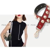 Strapyou handbag short strap tali tas pendek pearl mutiara