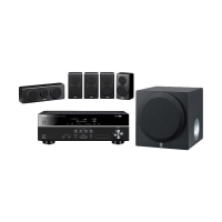 Yamaha Home Theater Package