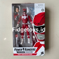 Hasbro Power Rangers Lightning Collection Mighty Morphin Red Ranger
