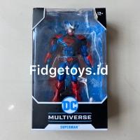 McFarlane Toys DC Superman Premium Action Figure - Hot Toys 2020