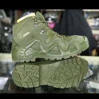 M6-MERLLE Zephyr GTX Mid Tf Ijo Boots PK Sepatu Tactical Sh