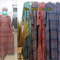 Dress Rayon Bangkok