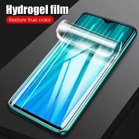 Hydrogel 2 in 1 Anti Gores Depan Belakang Xiaomi Redmi Note 8 Pro