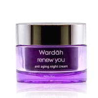 Wardah Renew You Anti Aging Night Cream 30 gr
