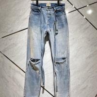 celana panjang jeans fear of god rip supermirror1:1