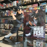 Craneking FES Son Goku Black Dragonball Banpresto
