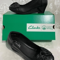 clarks wedges women pita rimpel