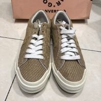 🌟CONVERSE GOLF LE FLEUR BEIGE LOW TOP🌟42
