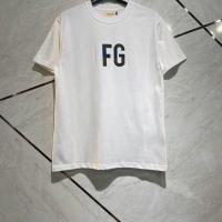 Kaos fear of god white FG