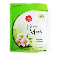 VIVA Face Mask (Untuk Kulit Berminyak)