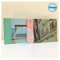 BTS - YNWA ALBUM YOU NEVER WALK ALONE OFFICIAL MINT PINK RIGHT LEFT