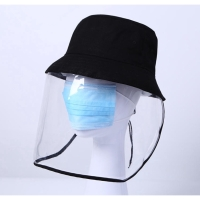 Protective face hat mask faceshield face shield