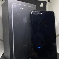 Iphone 7 Plus 128GB JetBlack International Asli FULLSET ORIGINAL