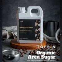 Toffin Syrup Brown Sugar | Sirup Gula Aren Cair Tanpa Pengawet 1 Liter