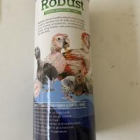 pakan loloh robust premium 1kg parrot macaw sunconure lovebird