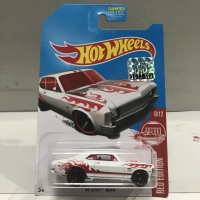 Hot Wheels 68 Chevy Nova Red Edition Factory Sealed 2017