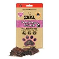 Zeal Veal Meaty Bites - Dog Snack Cemilan Makanan Anjing Hewan