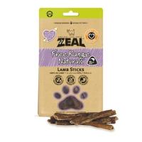 Zeal Lamb Sticks - Dog Snack Cemilan Makanan Anjing Hewan