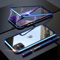 A7 OPPO PREMIUM MAGNETIC Glass Case Casing BACK GLASS