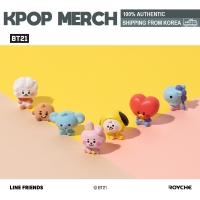 [ON STOCK - SHIPS FROM KOREA] OFFICIAL BT21 Baby Monitor Figur