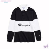 Urban Outfitters x Champion Exclusive Boyfriend Rugby Shirt