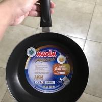 Teflon goreng anti lengket ukuran 24 merk Maxim