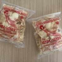 Keripik singkong lumba-lumba Manis 200Gr - Camilan / snack / oleh2