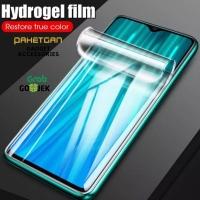 Anti Gores Hydrogel 2 in 1 Depan Belakang Xiaomi Redmi Note 8 Pro