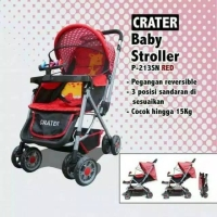 Stroller Baby does crater murah