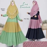 Era Busana Muslim Syari All Size - mustard - green